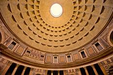 pantheon-dome